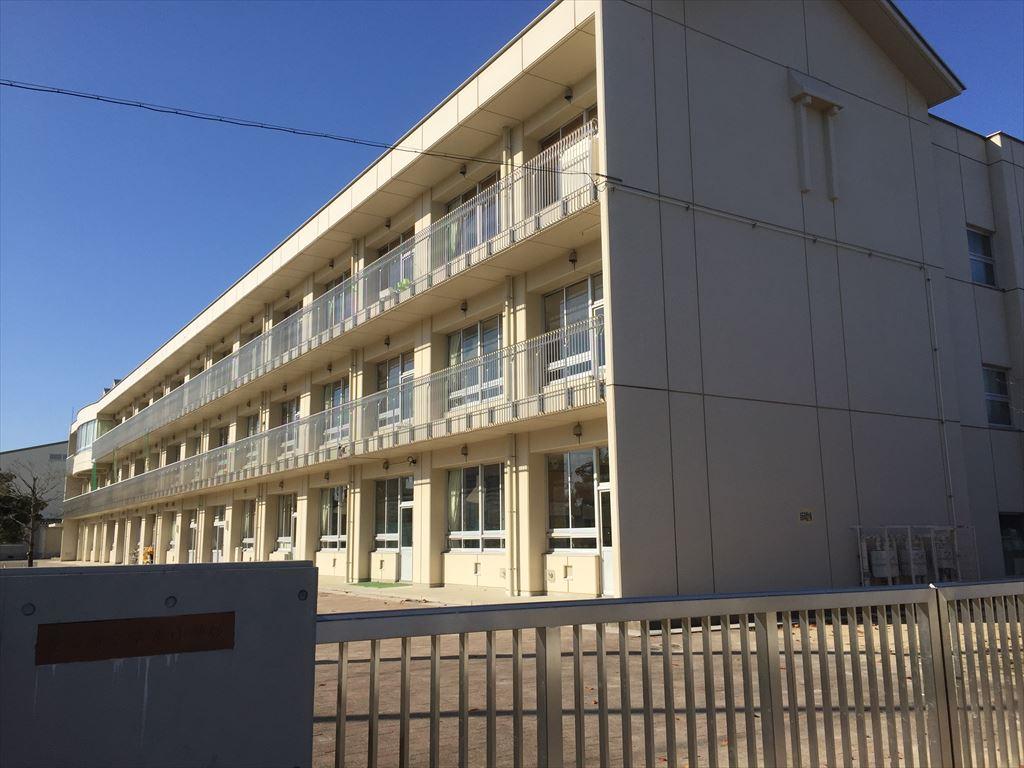豊田市立挙母小学校(矢作建設)