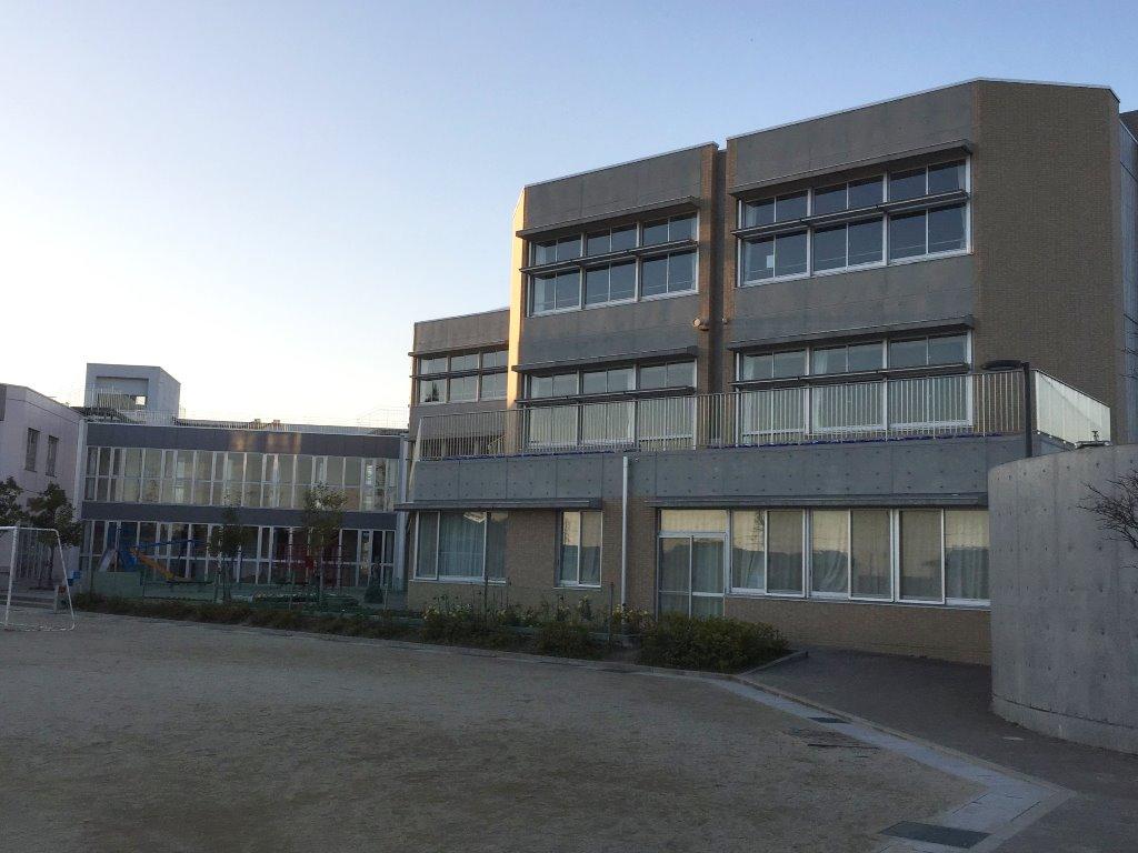 桑名市立員弁小学校(塩浜工業)