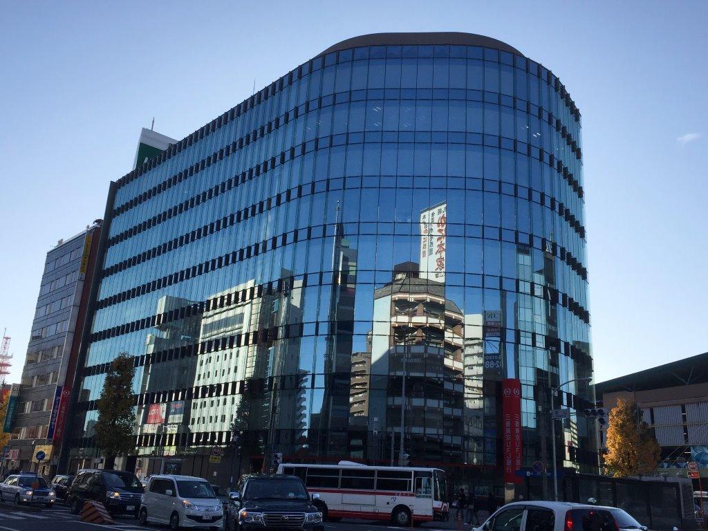 名古屋市中区金山駅前計画(安藤建設)
